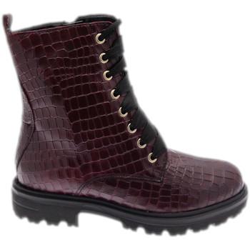 Topánky Ženy Polokozačky Calzaturificio Loren LOC3918bor rosso