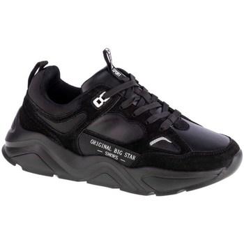 Topánky Ženy Nízke tenisky Big Star GG274654 Čierna