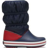 Topánky Deti Gumaky Crocs Crocs™ Crocband Winter Boot Kid's  zmiešaný