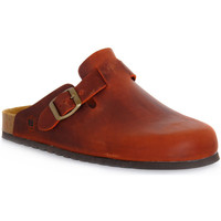 Topánky Nazuvky Bioline RUGGINE INGRASSATO Arancione