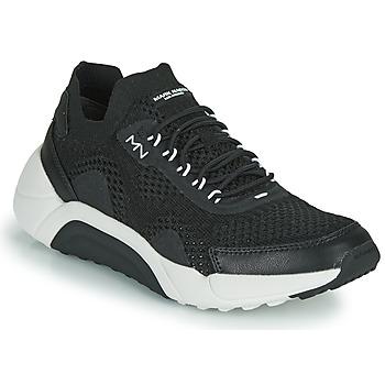 Topánky Muži Nízke tenisky Skechers ENDURO-SILVERTON Čierna
