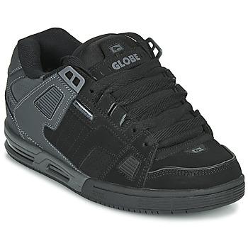 Topánky Muži Skate obuv Globe SABRE Čierna / Šedá