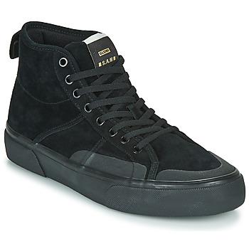 Topánky Muži Členkové tenisky Globe LOS ANGERED II Čierna