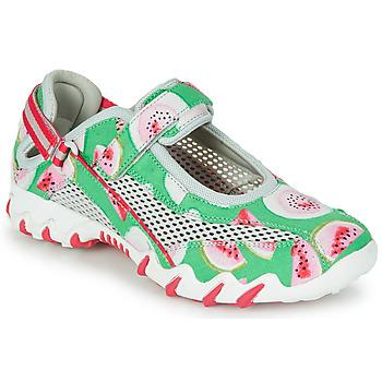 Topánky Ženy Športové sandále Allrounder by Mephisto NIRO Zelená