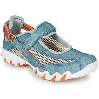 Topánky Ženy Športové sandále Allrounder by Mephisto NIRO Modrá