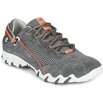 Topánky Ženy Športové sandále Allrounder by Mephisto NIRO LACE Šedá