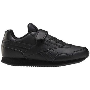 Topánky Deti Nízke tenisky Reebok Sport Royal Cljog 30 1V Čierna