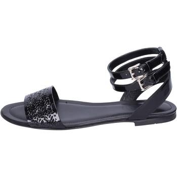 Topánky Ženy Sandále Hogan BK657 Čierna