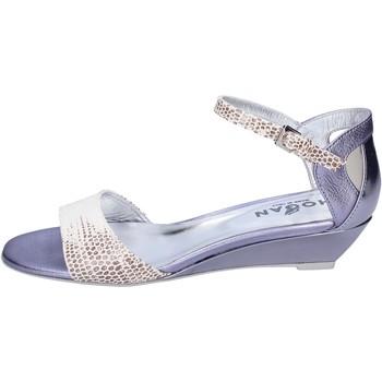 Topánky Ženy Sandále Hogan BK662 Biely
