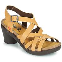 Topánky Ženy Sandále Art ALFAMA Béžová