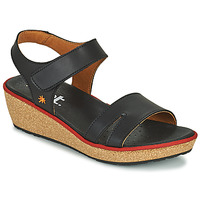 Topánky Ženy Sandále Art CAPRI Čierna