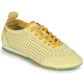 Topánky Ženy Nízke tenisky Art KIOTO Žltá