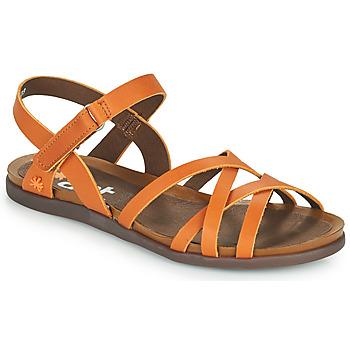 Topánky Ženy Sandále Art LARISSA Hnedá