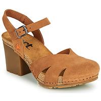 Topánky Ženy Lodičky Art SOHO Hnedá