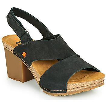 Topánky Ženy Sandále Art SOHO Čierna