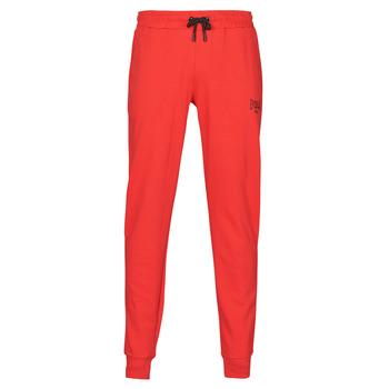 Oblečenie Muži Tepláky a vrchné oblečenie Everlast EVL- BASIC JOG PANTS Červená