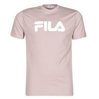 Oblečenie Tričká s krátkym rukávom Fila PURE SHORT SLEEVE Fialová
