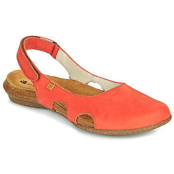 Topánky Ženy Sandále El Naturalista WAKATAUA Oranžová
