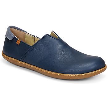 Topánky Muži Slip-on El Naturalista EL VIAJERO Modrá