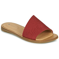 Topánky Ženy Šľapky El Naturalista TULIP Červená
