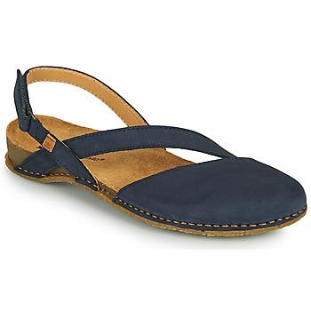 Topánky Ženy Sandále El Naturalista PANGLAO Modrá