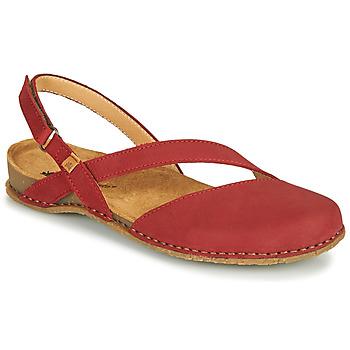 Topánky Ženy Sandále El Naturalista PANGLAO Červená