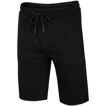 Oblečenie Muži Šortky a bermudy 4F SKMD001 Čierna