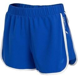 Oblečenie Ženy Šortky a bermudy 4F SKDF001 Modrá