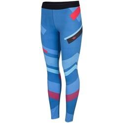 Oblečenie Ženy Legíny 4F SPDF006 Modrá, Belasá
