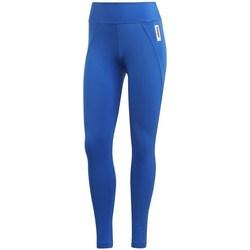 Oblečenie Ženy Legíny adidas Originals Brilliant Basics Modrá