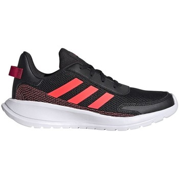 Topánky Muži Bežecká a trailová obuv adidas Originals Tensaur Run K Čierna