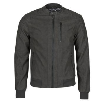 Oblečenie Muži Kožené bundy a syntetické bundy Kaporal KYRO Čierna