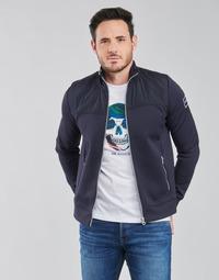 Oblečenie Muži Mikiny Kaporal KAEL Námornícka modrá