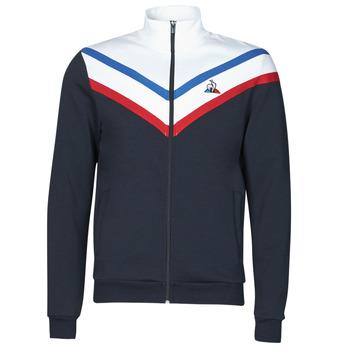Oblečenie Muži Vrchné bundy Le Coq Sportif TRI FZ N°1 M Námornícka modrá