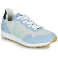 Topánky Ženy Nízke tenisky Veja SDU REC Modrá