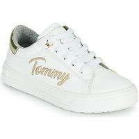 Topánky Dievčatá Nízke tenisky Tommy Hilfiger SOFI Biela