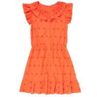 Oblečenie Dievčatá Krátke šaty Name it NKFDORITA Koralová