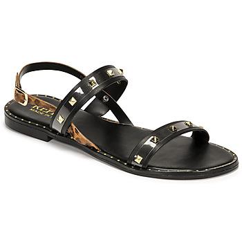 Topánky Ženy Sandále Replay NAIROBI Čierna