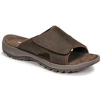 Topánky Muži Šľapky Merrell SANDSPUR II SLIDE Hnedá