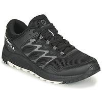 Topánky Muži Univerzálna športová obuv Merrell WILDWOOD GTX Čierna