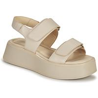 Topánky Ženy Sandále Vagabond Shoemakers COURTNEY Béžová