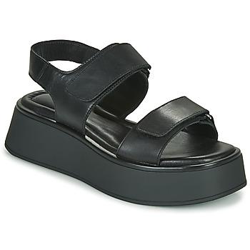 Topánky Ženy Sandále Vagabond COURTNEY Čierna