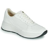 Topánky Ženy Nízke tenisky Vagabond Shoemakers JANESSA Biela