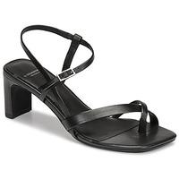 Topánky Ženy Sandále Vagabond Shoemakers LUISA Čierna