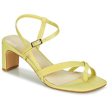 Topánky Ženy Sandále Vagabond Shoemakers LUISA Žltá