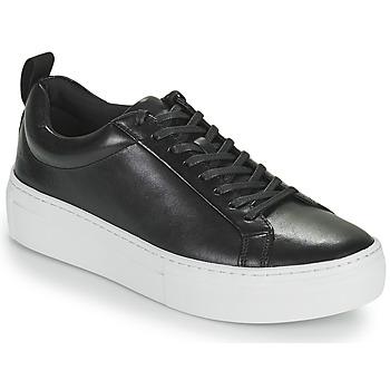 Topánky Ženy Nízke tenisky Vagabond Shoemakers ZOE PLATFORM Čierna