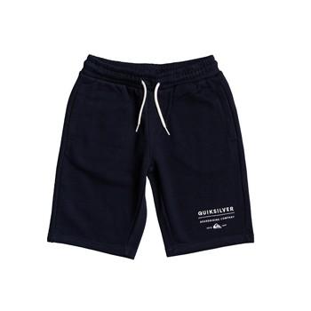 Oblečenie Chlapci Šortky a bermudy Quiksilver EASY DAY SHORT Námornícka modrá