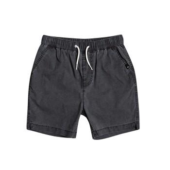 Oblečenie Chlapci Šortky a bermudy Quiksilver TAXER WS Čierna