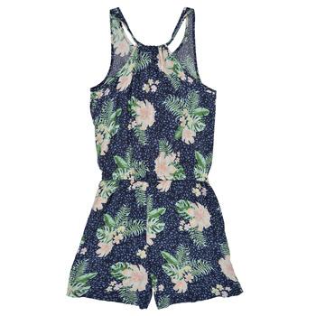 Oblečenie Dievčatá Módne overaly Roxy IN THE MOUNTAIN Viacfarebná
