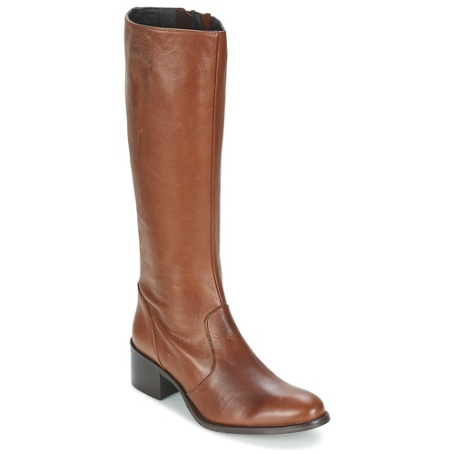 Topánky Ženy Čižmy do mesta Betty London IROIN Ťavia hnedá